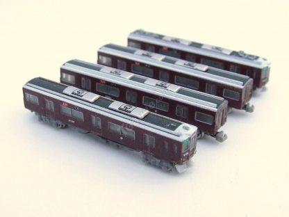 Four Car Hankyu 9000 Set