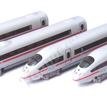 T gauge ICE 3 Carriage Set Locomotives