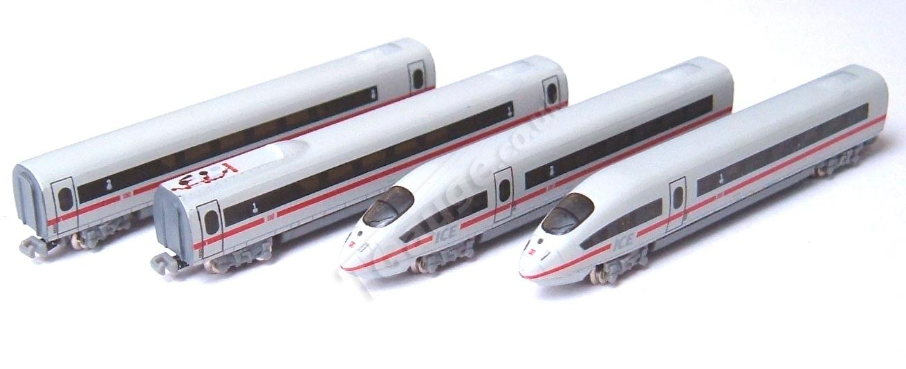 ICE 3 Carriage Set Locos