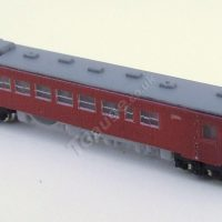 T Gauge Kiha 40-013O rolling stock
