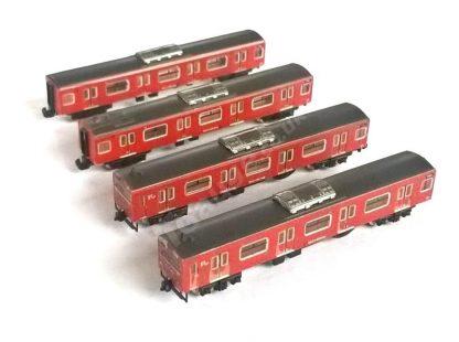 t gauge Orange 103 4 Car Set