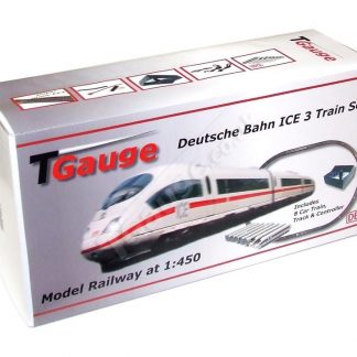 T Gauge Deutsche Bahn ICE 3 Train Set R-041/012