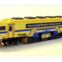 T Gauge 1:450 Scale Track Maintenance Vehicle 09-TG