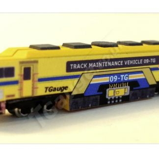 T Gauge 1:450 Scale Track Maintenance Vehicle 09-TG