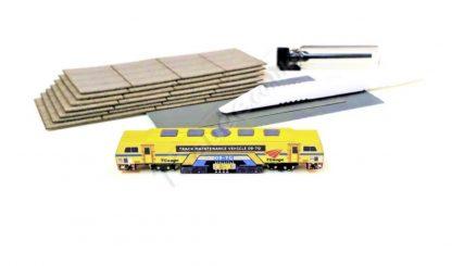 T Gauge 1:450 Scale Track Maintenance Vehicle 09-TG Kit