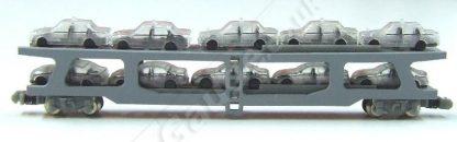 T gauge Car transporter set