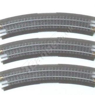 T gauge Curved Track R-004