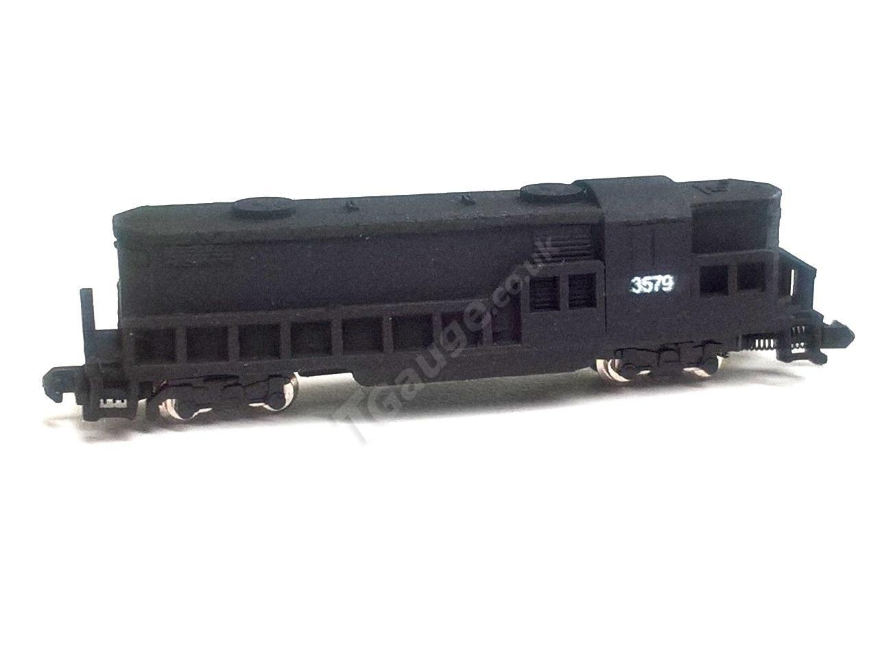 EMD GP8 4