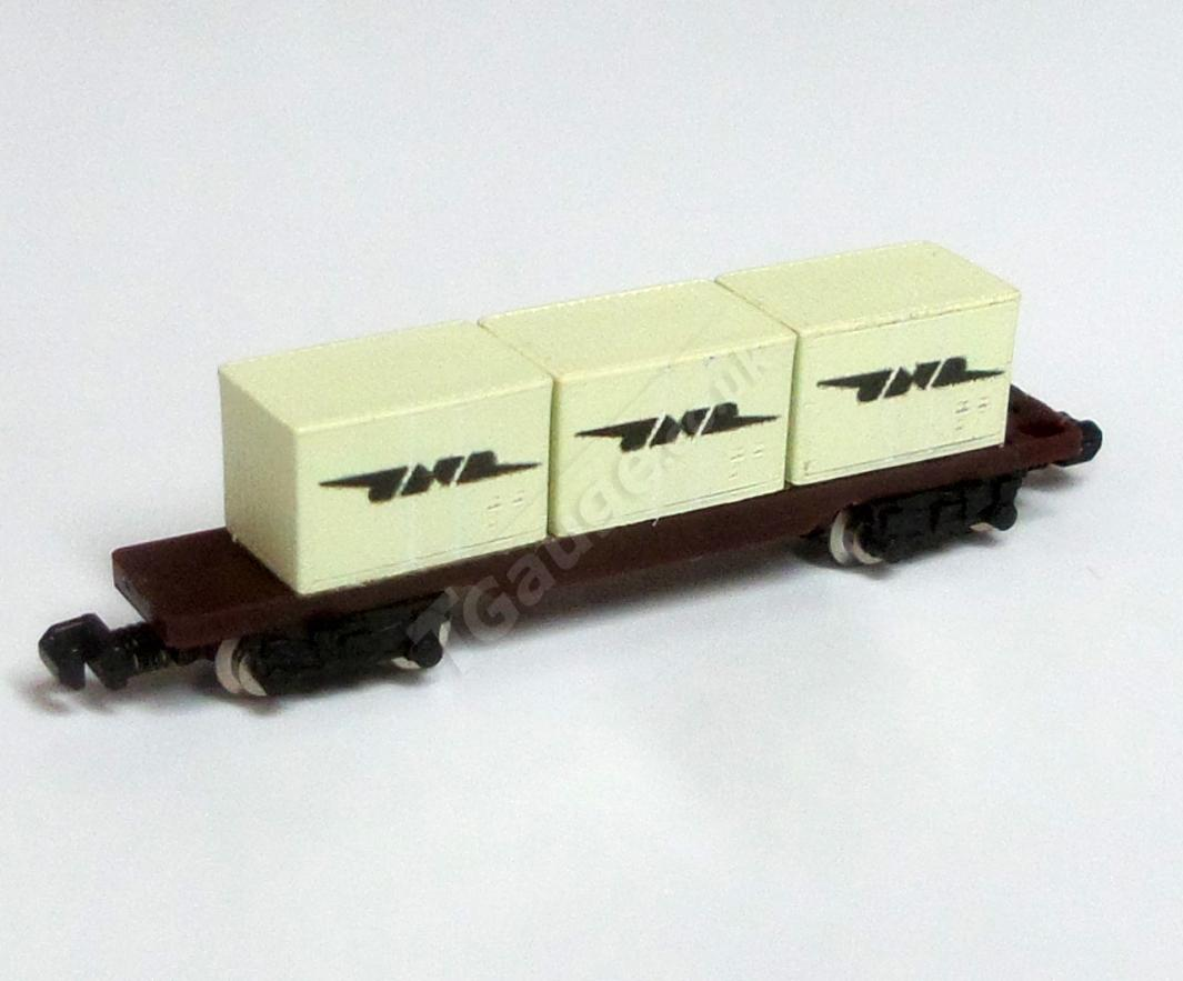 JNR Container Wagon