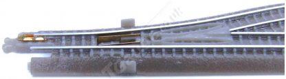 T gauge Left Hand Manual Turnout R-016-2