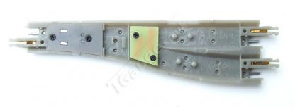 T gauge Left Hand Manual Turnout R-016-3