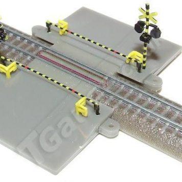 T gauge 60mm Level Crossing Set