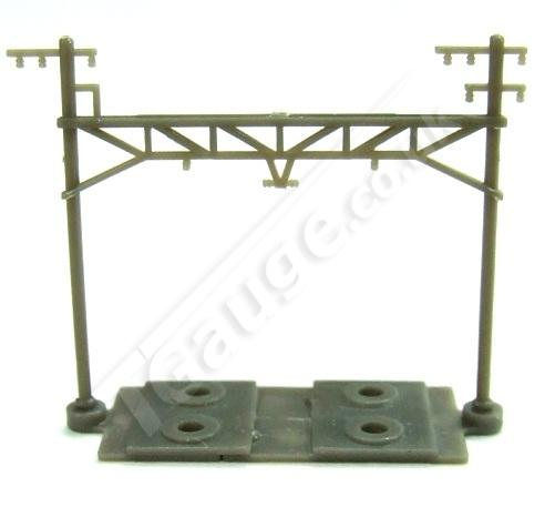 T Gauge Overhead Line for Double Track B, Part A-004