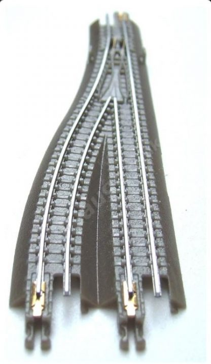 T gauge Right Hand Manual Turnout R-017-2