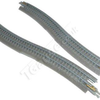 T Gauge S Curved Track R-018