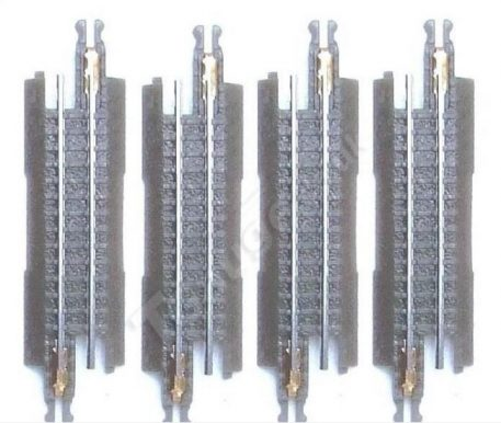 T gauge Straight Track 30mm 4Pack