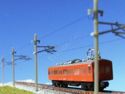 T Gauge Catenary Wire