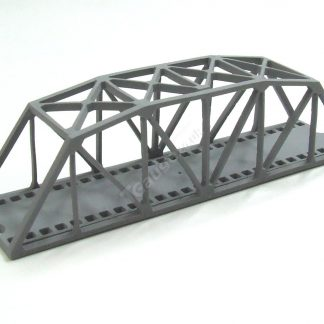 T Gauge Grey Truss Bridge