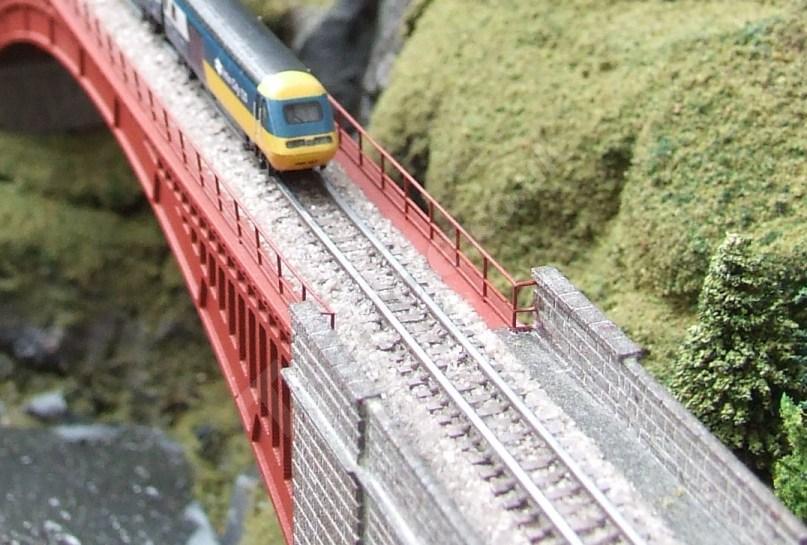 T Gauge Victoria Bridge Kit TB-008