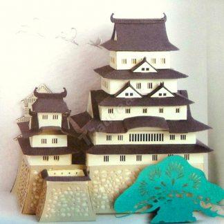 T Gauge B-020 Himeji Castle