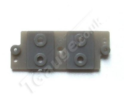 T Gauge 16 pcs Double Track Fixing Plate A-016