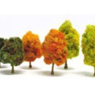 T Gauge Autumnal colored trees A-005A