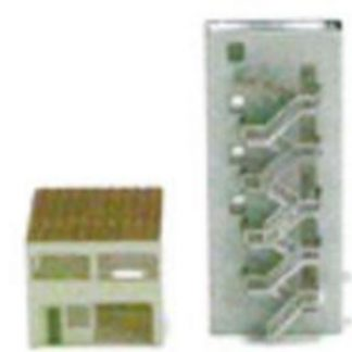 T Gauge B-003 Building Set C