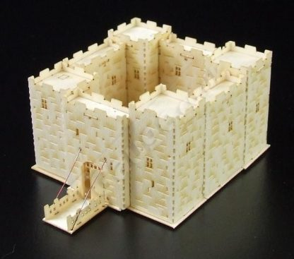 T Gauge Castle Kit B-092