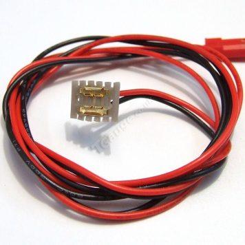 T Gauge Flexitrack Power Cable E-010 (Brown)