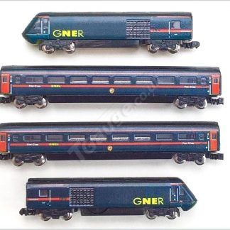 T Gauge GNER HST Inter-City 125