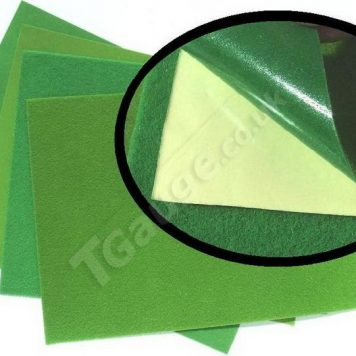 T Gauge A-009 Grass Sheet Set