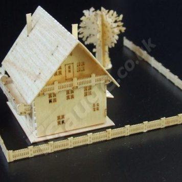 T Gauge Large Family House Kit B-075