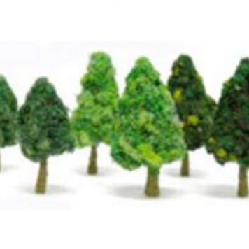 T Gauge A-006B Oak Trees