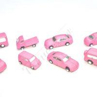 T Gauge CP-PINK LIMITED EDITION Car Set