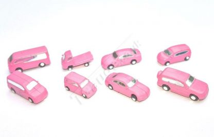 T Gauge CP-PINK LIMITED EDITION Car Set