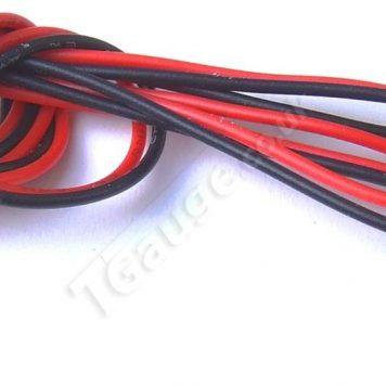 T Gauge 600mm Power Cable E-004