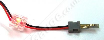 T Gauge One-way Power Cable E-009