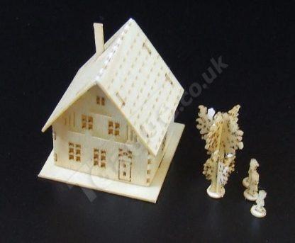 T Gauge B-070 Single House Kit