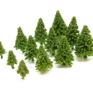 T Gauge A-103F Light Green Fir Trees