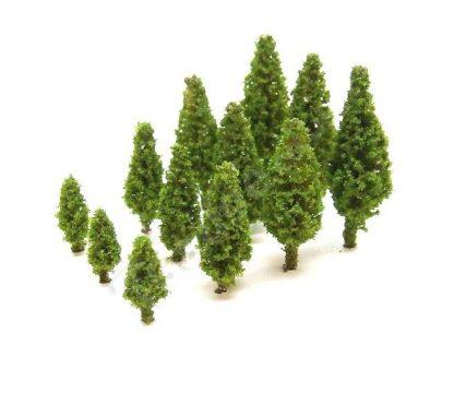 T Gauge A-105H Light Green Poplar Trees