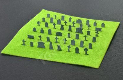 T Gauge TG-666 Gravestones