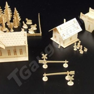 T Gauge B-072 Station and House Kit