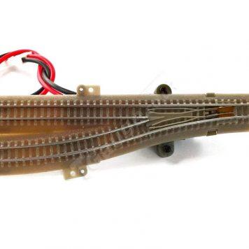 T Gauge R-016E Left Hand Electric Points