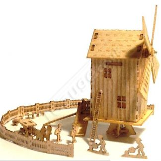 T Gauge 1:450 Scale Windmill Kit B-094