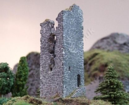 T Gauge Ruined Tower RTK-001