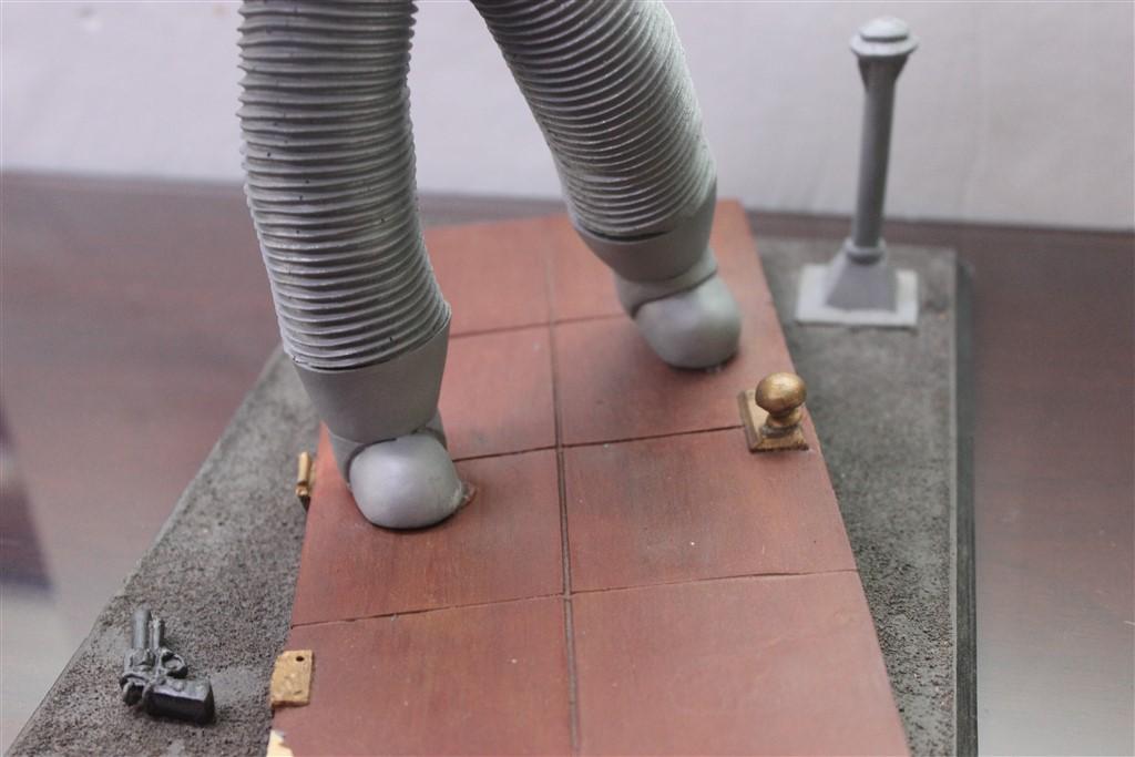 VcsHobbies Custom Models Target Earth Robot