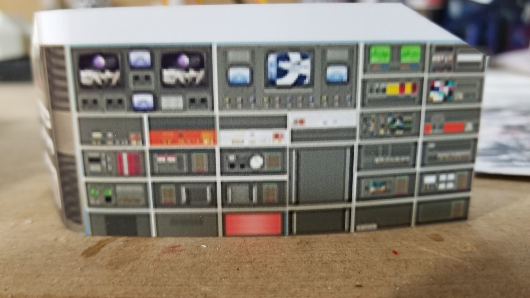 VcsHobbies Space 1999 Custom Build