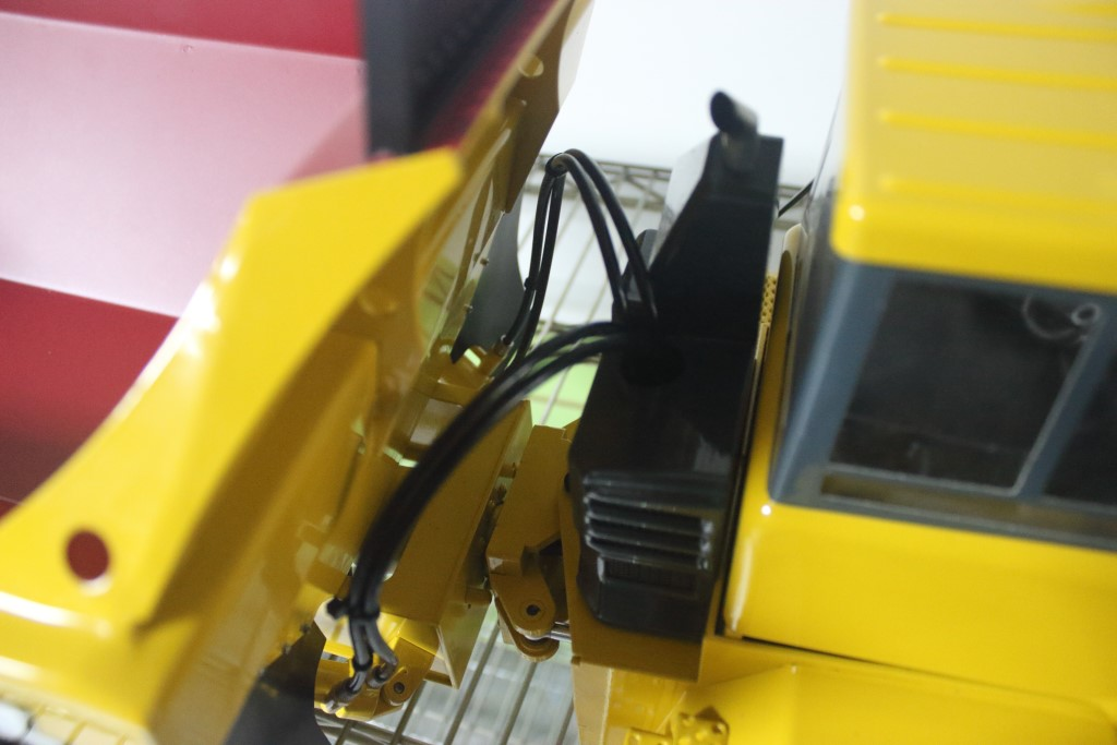 Vcs Hobbies Vario custom Bell B50D
