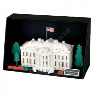 T Gauge 1:450 Scale The White House Kit