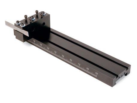 Multi-Tool Holder 3/8 Inch Sherline 5931 Rear Side Cutoff Multi Tool Holder Cutoff